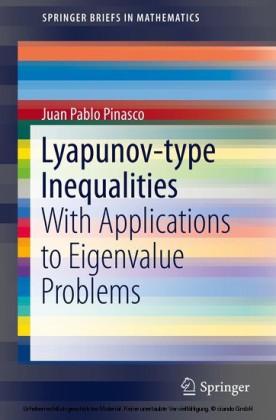 Lyapunov-type Inequalities