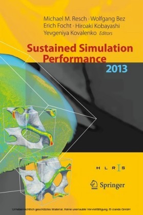 Sustained Simulation Performance 2013