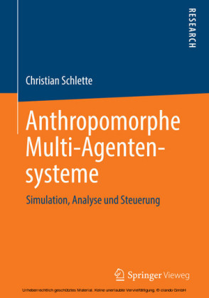 Anthropomorphe Multi-Agentensysteme