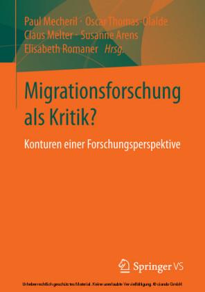 Migrationsforschung als Kritik?