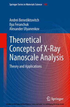 Theoretical Concepts of X-Ray Nanoscale Analysis