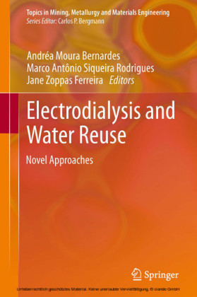 Electrodialysis and Water Reuse