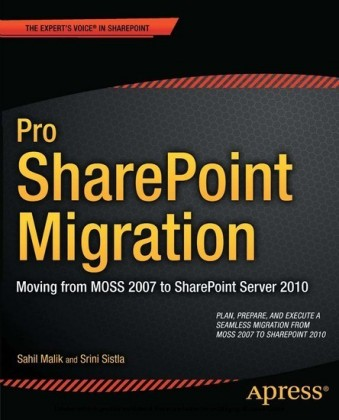 Pro SharePoint Migration