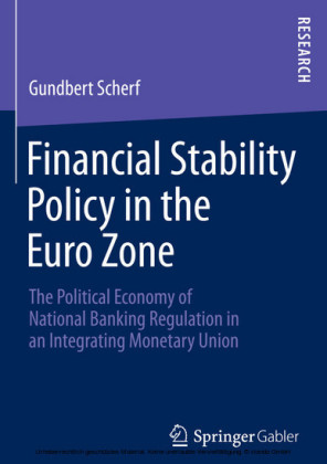 Financial Stability Policy in the Euro Zone