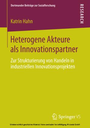 Heterogene Akteure als Innovationspartner