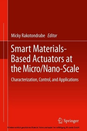 Smart Materials-Based Actuators at the Micro/Nano-Scale
