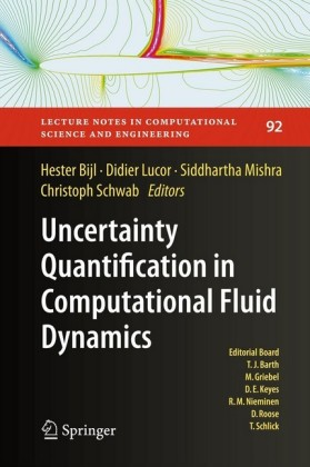 Uncertainty Quantification in Computational Fluid Dynamics