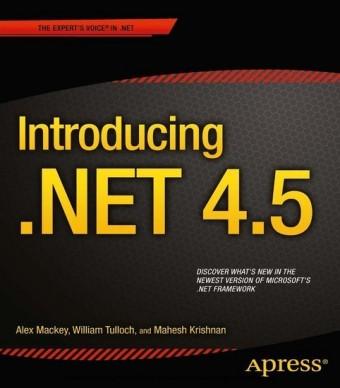 Introducing .NET 4.5