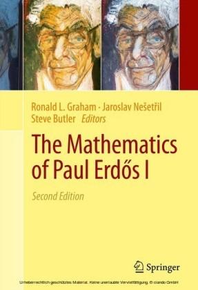 The Mathematics of Paul Erd?s I. Vol.1