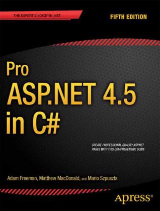 Pro ASP.NET 4.5 in C#