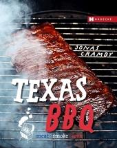 Texas BBQ, deutsche Ausgabe Cover