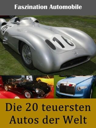 Die 20 teuersten Autos der Welt
