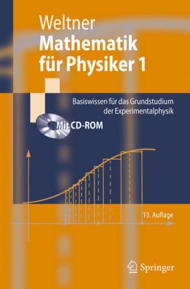 Mathematik für Physiker 1
