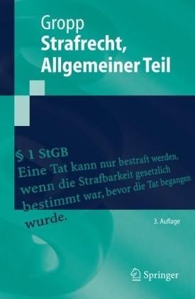 Strafrecht Allgemeiner Teil