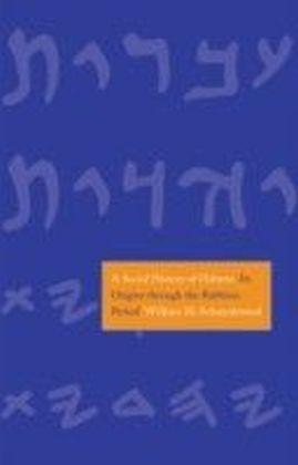Social History of Hebrew