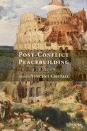Post-Conflict Peacebuilding: A Lexicon