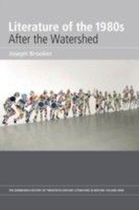 Literature of the 1980s: After the Watershed: Volume 9