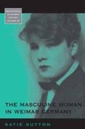 Masculine Woman In Weimar Germany
