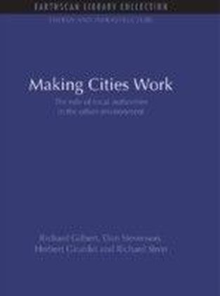 Making Cities Work