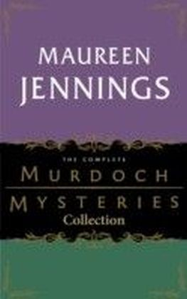 Complete Murdoch Mysteries Collection