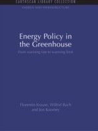 Energy Policy in the Greenhouse