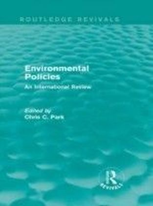 Environmental Policies: An International Review