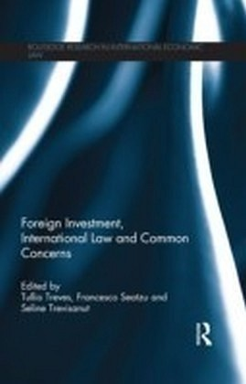 International Investment Law and Common Concern