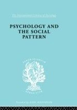 Psychology and the Social Pattern