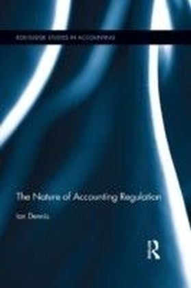 Nature of Accounting Regulation