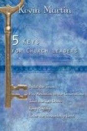 5 Keys for Church Leaders
