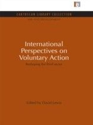 International Perspectives on Voluntary Action