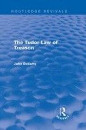 Tudor Law of Treason: An Introduction