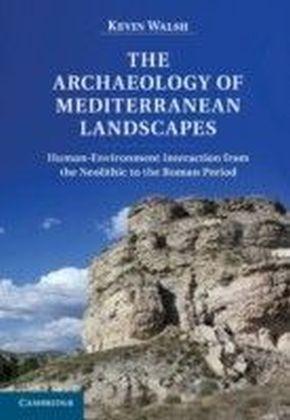 Archaeology of Mediterranean Landscapes