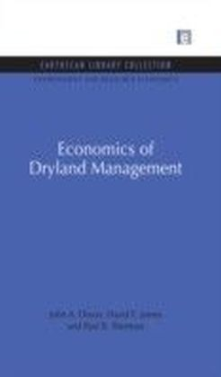 Economics of Dryland Management