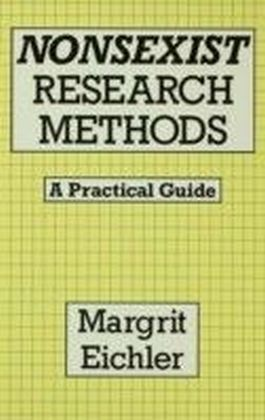 Nonsexist Research Methods