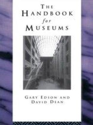 Handbook for Museums