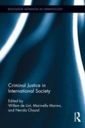 Criminal Justice in International Society