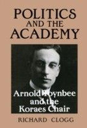 Politics and the Academy