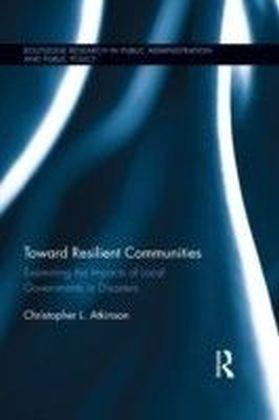 Toward Resilient Communities