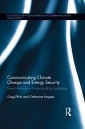 Communicating Climate Change and Energy Security