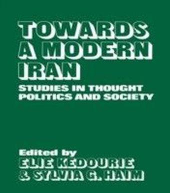 Towards a Modern Iran