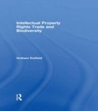 Intellectual Property Rights Trade and Biodiversity