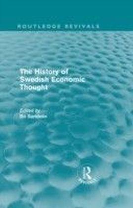 History of Swedish Economic Thought