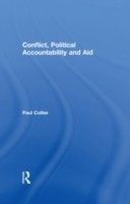 Conflict, Political Accountability and Aid