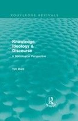 Knowledge, Ideology & Discourse
