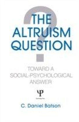 Altruism Question