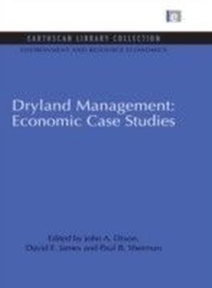 Dryland Management: Economic Case Studies