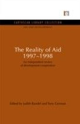Reality of Aid 1997-1998