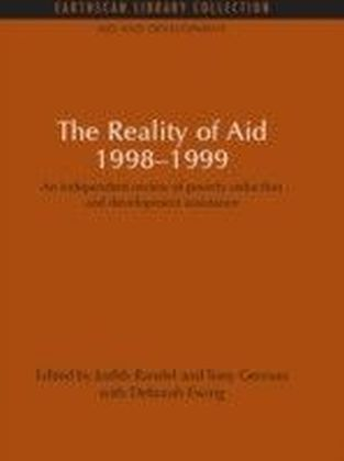 Reality of Aid 1998-1999