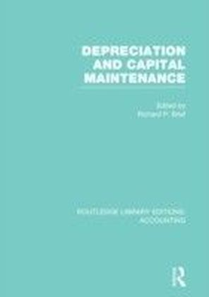 Depreciation and Capital Maintenance (RLE Accounting)
